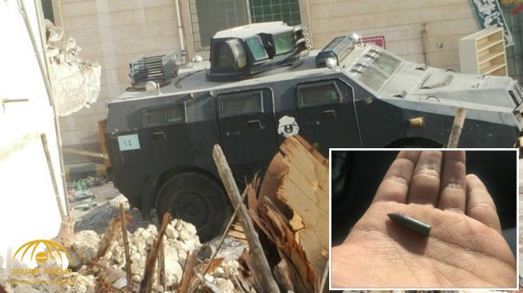 إرهابيون في العوامية يستهدفون مركبة للطوارئ السعودية
