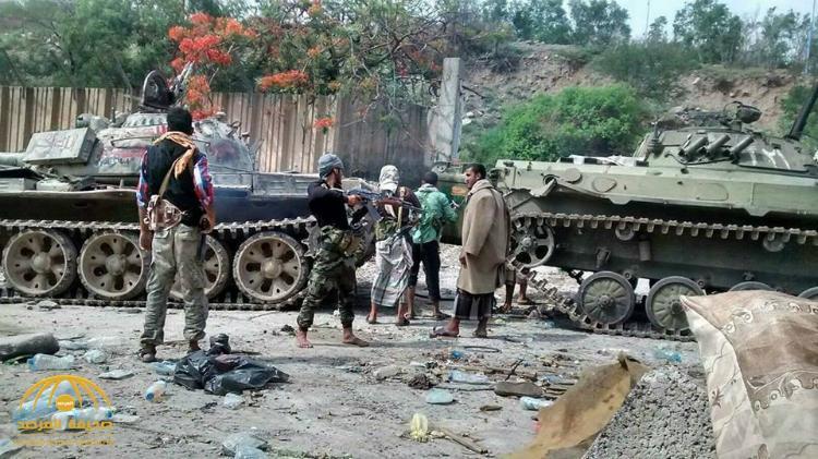 بعد معارك ضارية استمرت أيام .. الجيش اليمني يسيطر على القصر الجمهوري في تعز