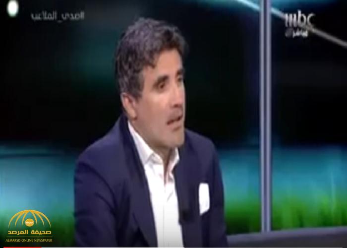 """بالفيديو:  المدرب الروماني """"ماميتش"""" يكشف  أهم الأسباب لتركه  نادي النصر !"""