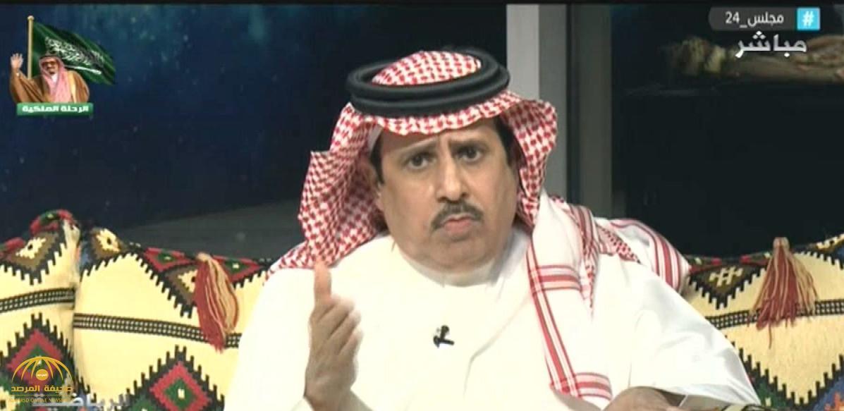 الكاتب أحمد الشمراني : موقف قطر كشف الوجوه البلاستيكية المختبئة في تغريدات تويتر !