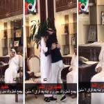 """فيديو: حاكم """"إمارة عجمان"""" يبكي لحظة لم شمل أب سوري وابنه بعد فراق 6 سنوات"""