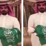 """بالفيديو: هكذا رد مواطن على كويتي سمى ابنته """"قطر""""!"""
