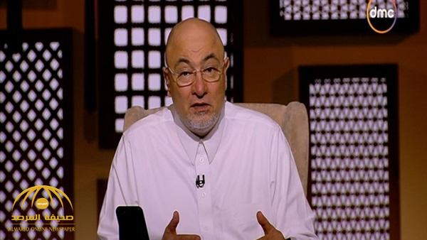 خالد الجندي: الموت مخلوق و«عزرائيل» ليس ملك الموت بل اسم يهودي – فيديو