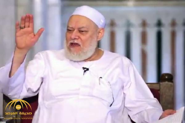 """بالفيديو .. علي جمعة : نسب حكام قطر يعود إلى """"قطري بن الفجاءة"""" إمام الخوارج الأزارقة"""