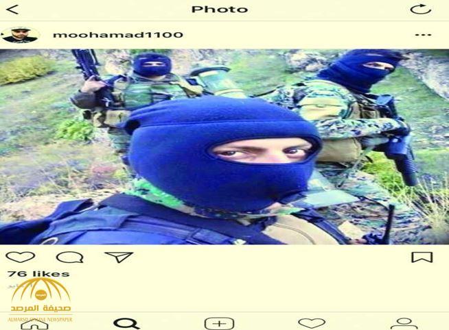 """""""انستقرام"""" الهالك آل صويمل يفضح أمره.. ويُظهر مشاركته في أعمال إرهابية!"""