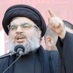 كاتب إسرائيلي : نصر الله يقوم بتهديد إسرائيل .. لكن أذنه تسمع التهديدات ضده!