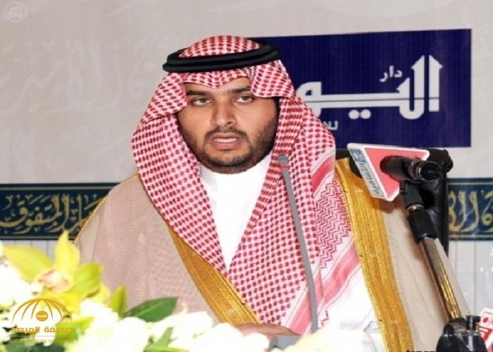 السيرة الذاتية للأمير تركي بن محمد بن فهد المُعين مستشاراً بالديوان الملكي بمرتبة وزير!