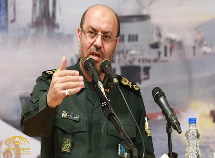 صحيفة سعودية تشن هجومًا على وزير الدفاع الإيراني وتصفه بأعتى الإرهابيين.. وهذه سلسلة جرائمه!