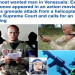 فيديو:تفاصيل مثيرة في انقلاب فنزويلا..طيار سرق الهليكوبتر..والرئيس الفنزويلي يتهم امريكا بتحريضه