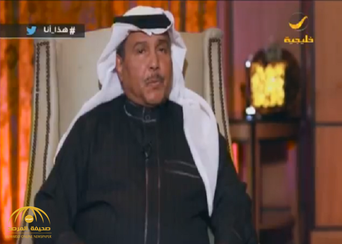 """بالفيديو: محمد عبده ينهمر في البكاء: """"مشيت خلف المشيعيين لجنازة أمي حتى لا يراني أحد""""..لهذا لسبب!"""