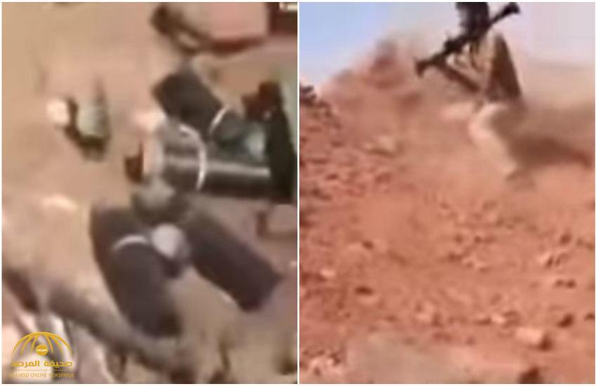 معركة ضارية بالـ «آر بي جي» قبالة نجران.. والقوات السعودية تفشل محاولة الحوثيين وتكبدهم خسائر ! – فيديو