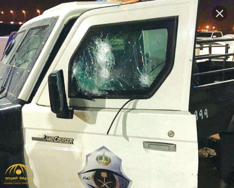 في عملية إرهابية جديدة.. إصابة رجل أمن بطلق ناري في العوامية