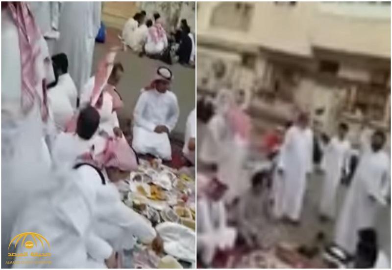 """ما سر تسمية حارة """"بقّيلي"""" بالطائف ..و لماذا اعتاد سكانها الإفطار مع بعضهم سنويا !- فيديو"""