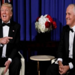 """تسجيل صوتي مسرب لرئيس وزراء أستراليا  وهو يسخر من """"ترامب"""" !"""
