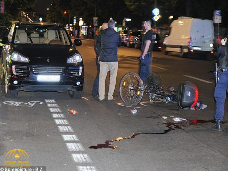 في حادث غريب..دبلوماسي سعودي في برلين يتسبب في مصرع سائق دراجة ألماني