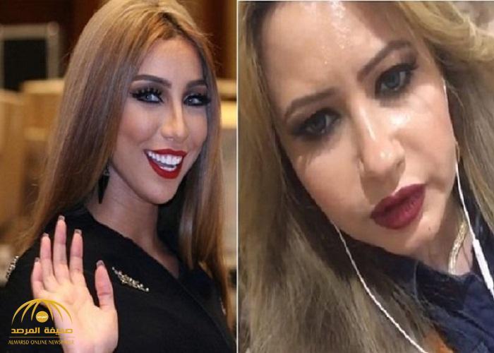 """بالفيديو : المغربية """"دنيا بطمة"""" تشتم الكويتية مي العيدان  وتصفها بـ""""بنت الحمار""""..والأخيرة تهدد !"""
