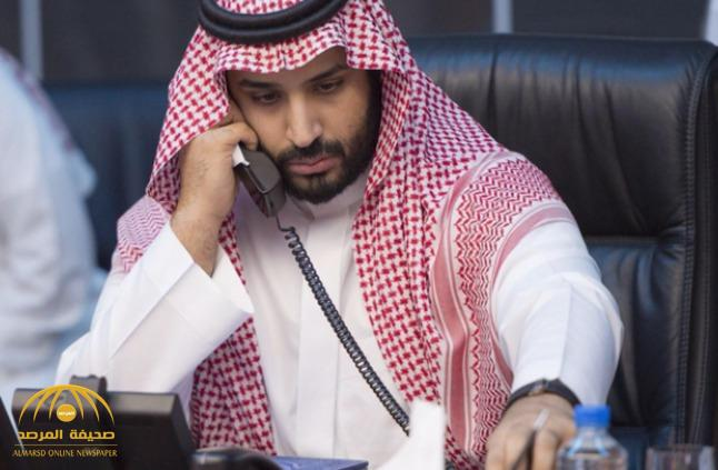في اتصال هاتفي.. الأمير محمد بن سلمان يبحث أزمة قطر مع أمير الكويت