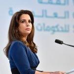 هيا بنت الحسين تدعو زعماء العالم للاقتداء بحكومة الإمارات!
