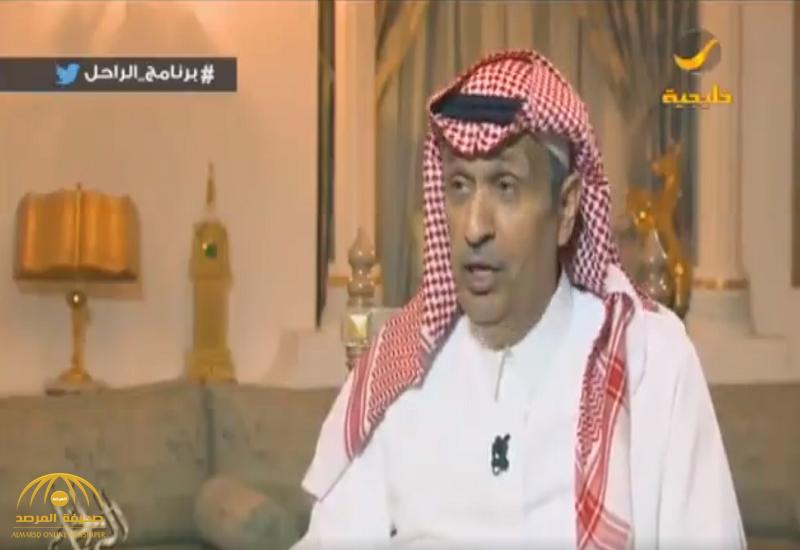 """""""سيف الإسلام بن سعود"""" يكشف عن جانبًا لا يعلمه أحد في حياة أخيه الأمير الراحل عبد الرحمن ! – فيديو"""