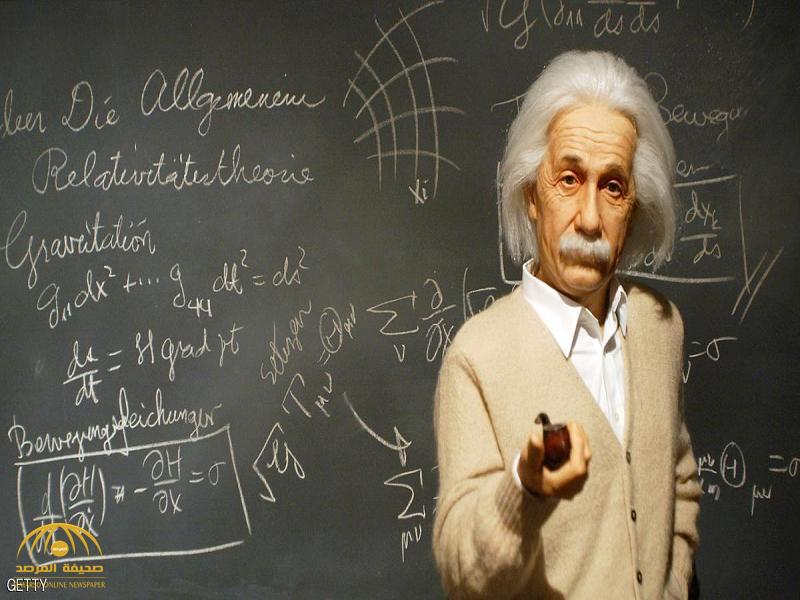 """خطابات آينشتاين عن """"الوجود.. وإسرائيل"""" في مزاد"""
