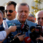 أردوغان يعلن عن موقفه من قرار قطر تجاه مطالب الدول المقاطعة!