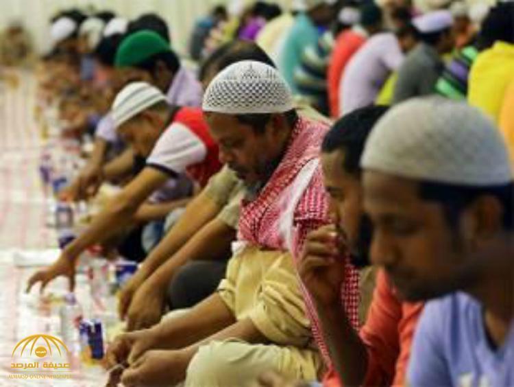 بسبب ارتفاع الأسعار : هندي يقرر أكل وجبة واحدة فقط في قطر