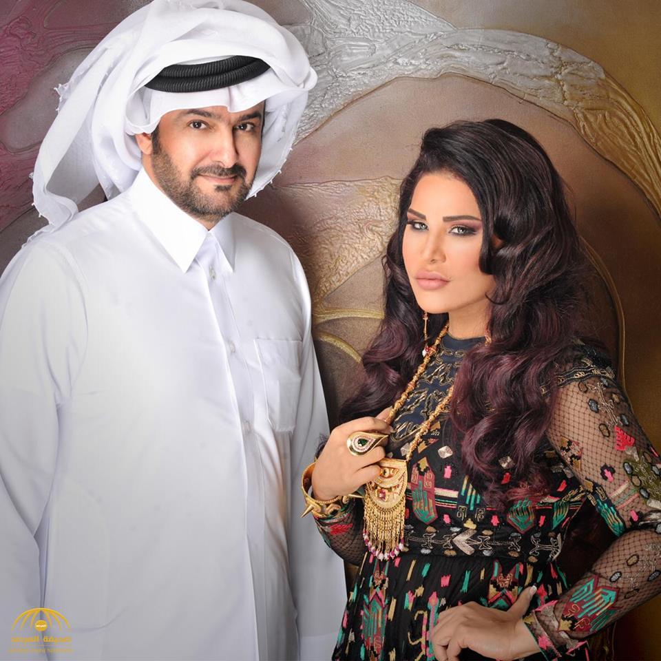 أول ردة فعل من زوج أحلام القطري على قطع العلاقات!