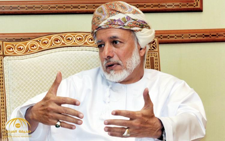 """""""الخارجية العمانية"""" توضح سبب زيارة وزيرها إلى الدوحة"""