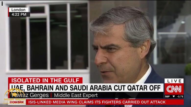 فواز جرجس: لهذا السبب  وقعت الأزمة الخليجية مع قطر