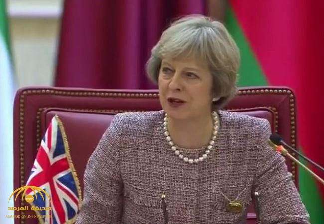 رئيسة الوزراء البريطانية: السعودية أنقذت حياة عدة أشخاص في بريطانيا