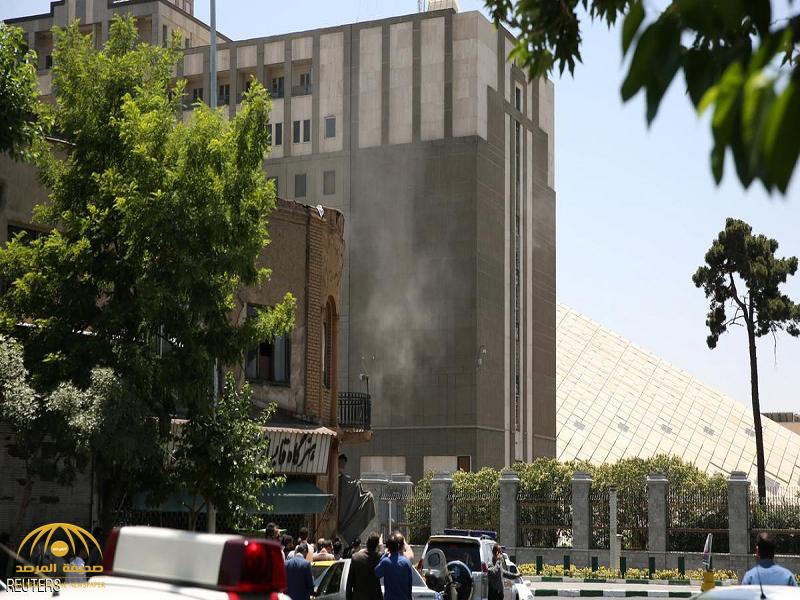 """""""داعش"""" يتبني الهجومين المسلحين في إيران"""