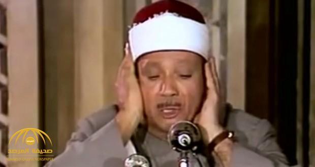 بالفيديو : نجل عبد الباسط عبد الصمد: والدي كان مستمعًا جيدًا لأم كلثوم ويحضر حفلاتها