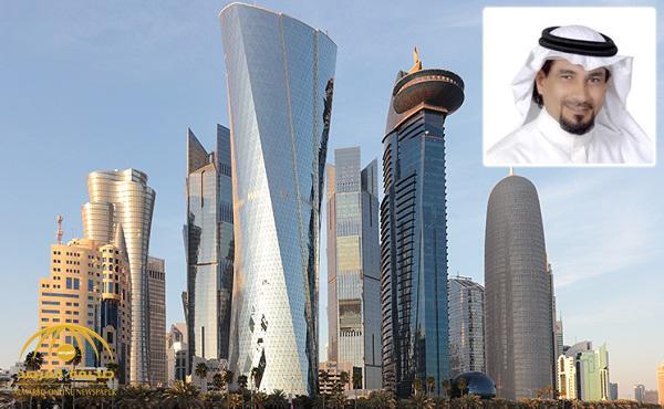 """""""الأحمري"""": الدوحة أصبحت عاصمة شذاذ الأقطار وملاذٍ للمرتزقة ومظلة للهاربين"""