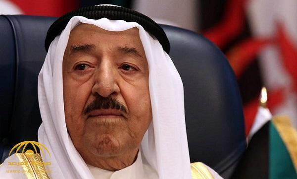 أمير الكويت لنظيره القطري: نتمنى عدم اتخاذ خطوات تصعيدية
