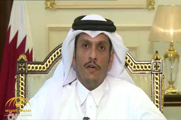 وزير خارجية قطر : لن نبدل سياستنا الخارجية