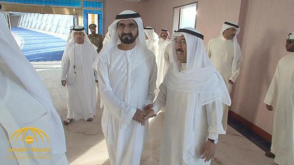 أمير الكويت يغادر دبي .. ومسؤول إماراتي : جاوبنا الشيخ صباح بمثل ما جاوبته السعودية!