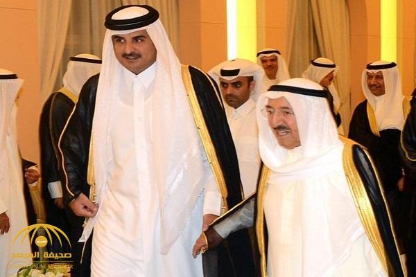 أمير الكويت يصل قطر بعد زيارته للسعودية والإمارات
