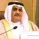 """وزير الخارجية البحريني لقطر : """"السب والشتم لا يأتي من القريب"""""""