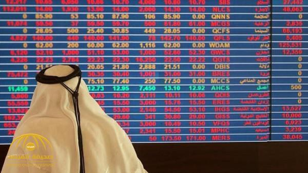 """هبوط """"حاد"""" لبورصة قطر بعد قرار قطع العلاقات"""