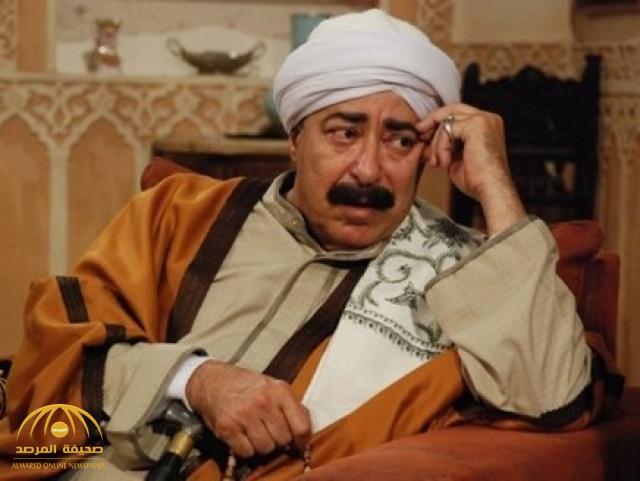"""شاهد كيف غير المرض شكل  الفنان """"صلاح السعدني"""" في أحدث صورة له"""