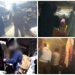 بالفيديو .. شاهد لقطات سرية من داخل معقل داعش في الرقة