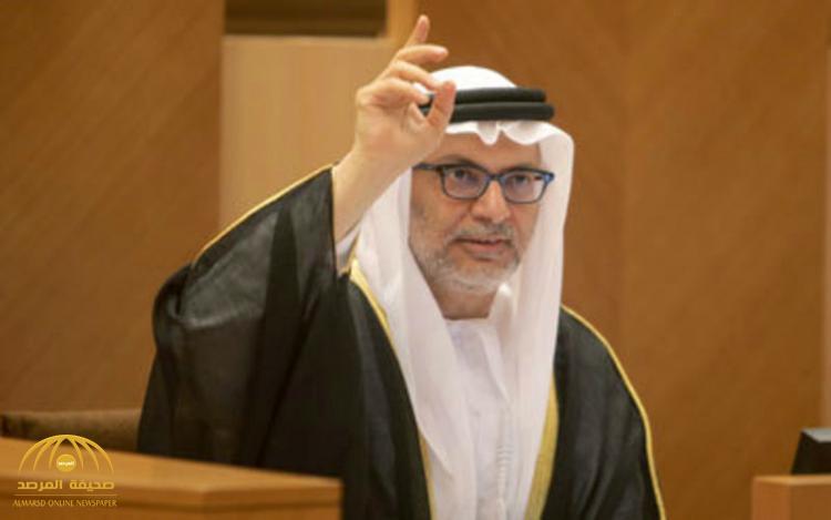 أول تعليق لوزير إماراتي على طلب قطر الحماية من دولتين غير عربيتين !