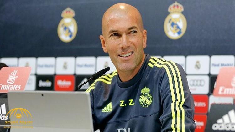 """بعد تحقيقه لدوري أبطال أوروبا مرتين متتاليتين .. رئيس ريال مدريد يقدم عرض """"غير معقول"""" لزيدان"""
