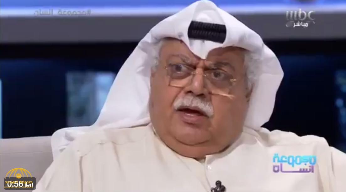 فيديو.. فؤاد الهاشم: لولا المطاوعة ولحاهم ودشاديشهم  لما أصبحت كاتبا!