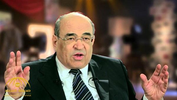 """بالفيديو.. محلل سياسي مصري  : نشأنا على أن """"تيران وصنافير"""" سعودية"""