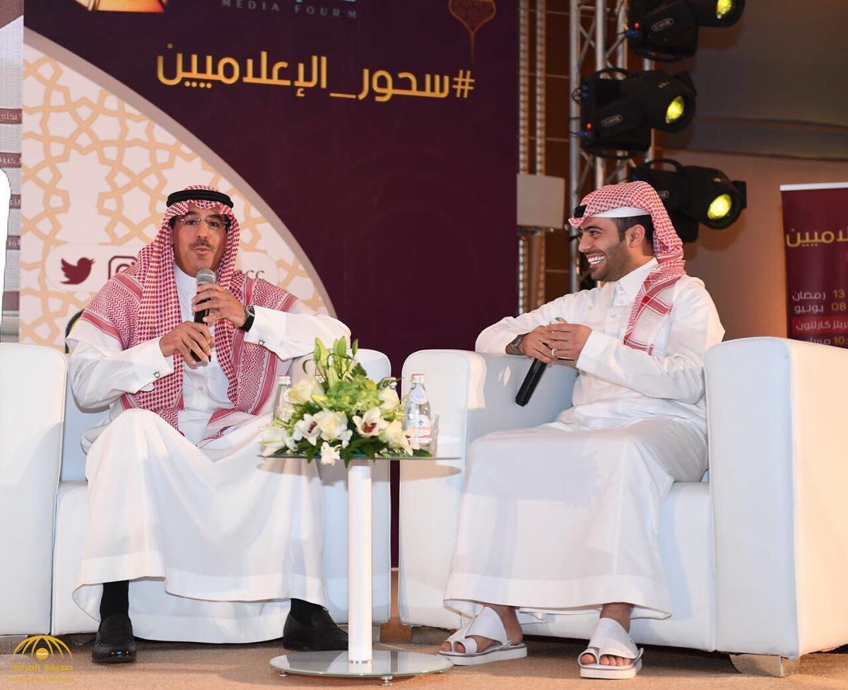 """""""العواد"""" يُبشر الإعلاميين العائدين من قطر.. ويكشف عن خطة الوزارة في التعامل معهم !"""