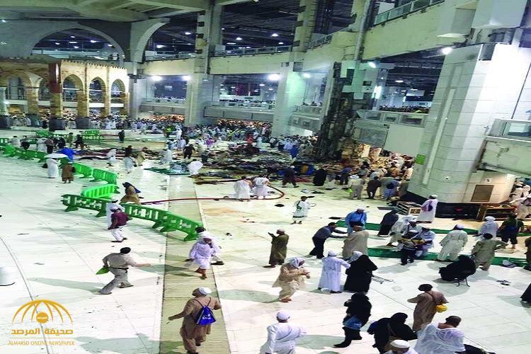 بعدما سبق لها وصرفت النظر.. توجه جديد لمحكمة مكة في دعوى سقوط رافعة الحرم