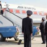 شاهد أول صور من داخل طائرة مدنية لكوريا الشمالية