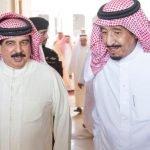 ماذا قال ملك البحرين عن دور خادم الحرمين في إعادة فتح الأقصى ؟