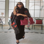 """بالصور: خبيرة الأزياء السعودية """"هلا الحارثي"""" تكشف الجانب الأجمل في حياتها .. وهل أثرت جنسيتها على مهنتها!"""